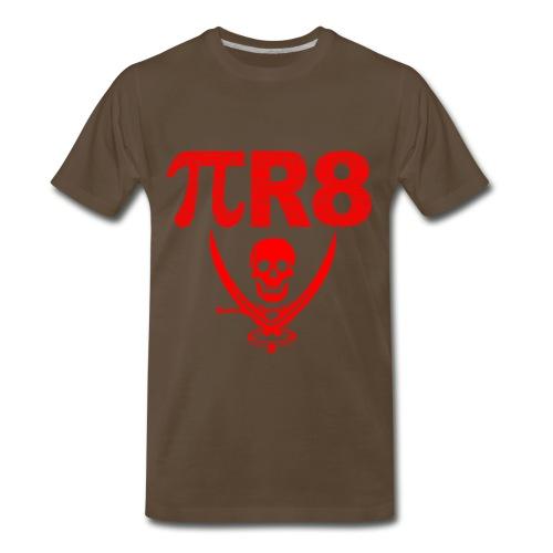 Pi-R8 - Men's Premium T-Shirt