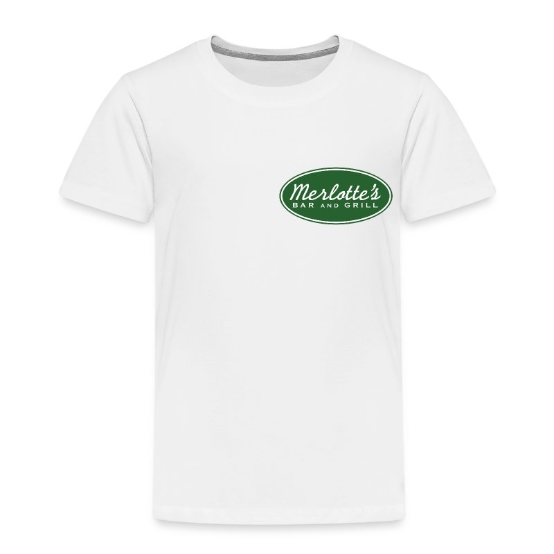 MERLOTTE'S BAR T-Shirt Sookie Stackhouse Toddler Costume - Toddler Premium T-Shirt