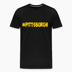#Pittsburgh T-Shirts