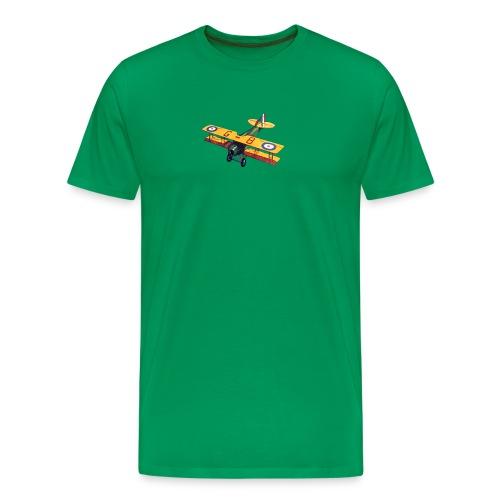 G-8 Pulp Plane Tee (3XL) - Men's Premium T-Shirt