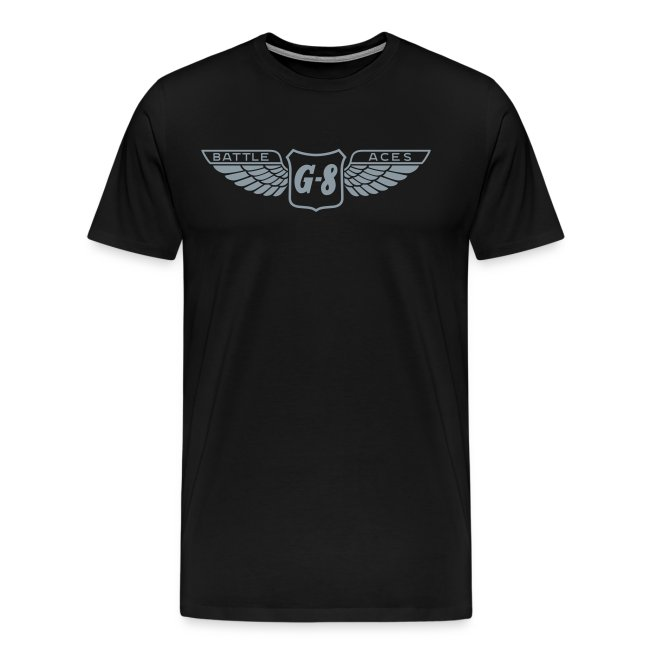 G-8 Wings Metallic Tee (3XL)