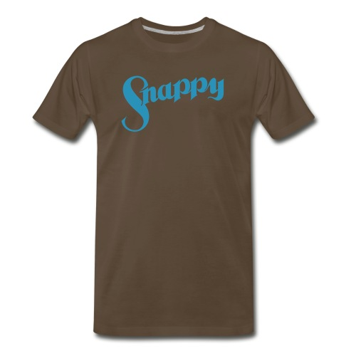 Snappy Tee (3XL) - Men's Premium T-Shirt