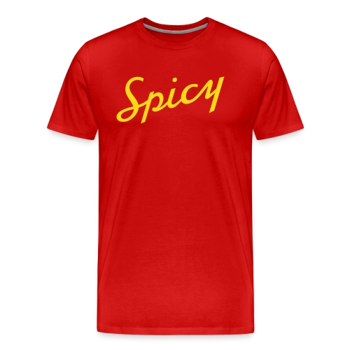 Spicy Tee (3XL) - Men's Premium T-Shirt