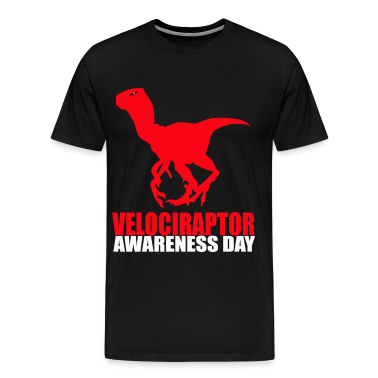 Velociraptor Awareness Day
