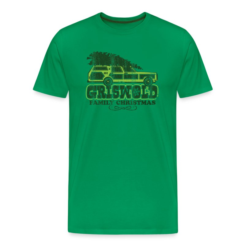 Griswold Family Christmas T Shirt T Shirt Spreadshirt