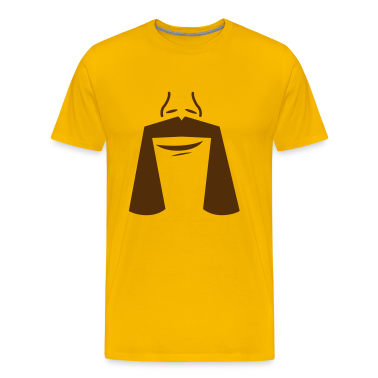 HANDLE BAR MOUSTACHE T-Shirts