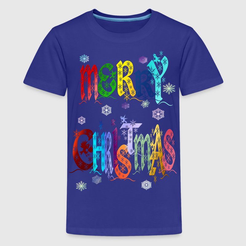 A colorful merry christmas t shirt spreadshirt Merry christmas t shirt design