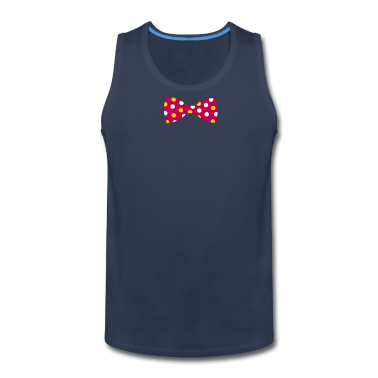 A bow tie with dots T-Shirts