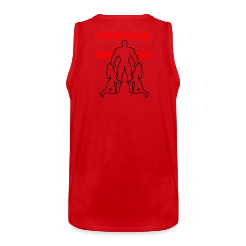 From Shit To Fit TANK - Men's Premium Tank