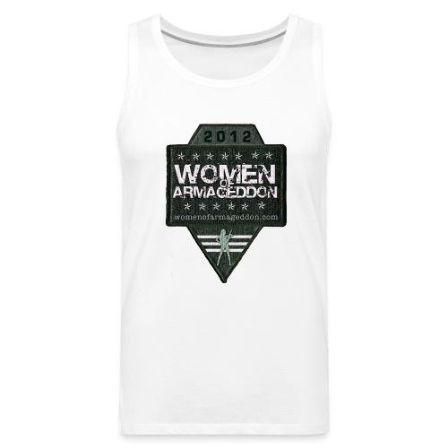 Mens W.O.A. tank - Men's Premium Tank