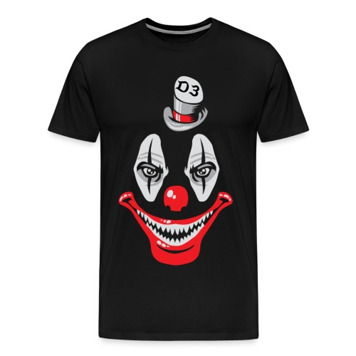 Wicked Klown - Men's Premium T-Shirt