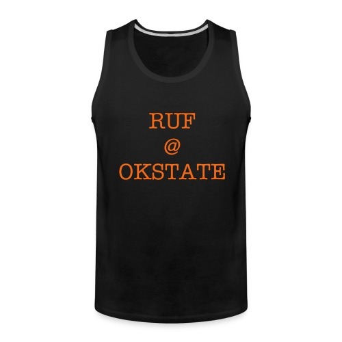 RUF at Okstate Tank - Men's Premium Tank