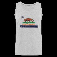 Sportswear ~ Men's Premium Tank ~ Detroit Republic