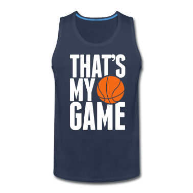 basketball - that's my game T-Shirts