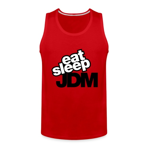 JDM. - Men's Premium Tank