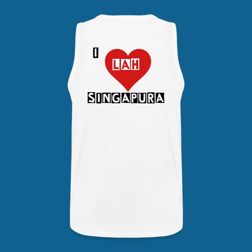 CAN LAH Singapura tank top - Men's Premium Tank