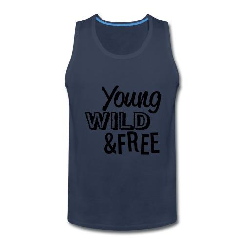 young  - Men's Premium Tank