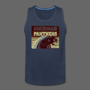 Michigan Panthers - Men's Premium Tank