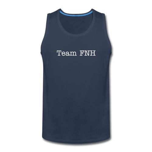 Support Friendly Neighborhood Help by purchasing your personalized T-Shirt..  - Men's Premium Tank