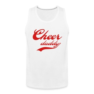Cheer Daddy Mens Tank - Men's Premium Tank