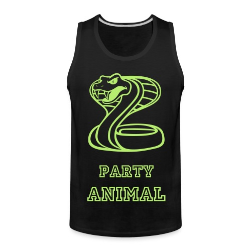 Party Animal tank - Men's Premium Tank