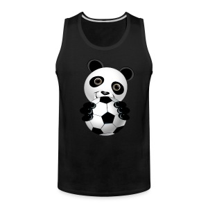 Soccer. It is THE game! - Men's Premium Tank