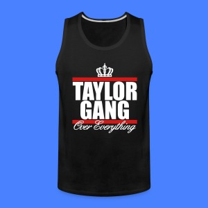 Taylor Gang Over Everything T-Shirts - stayflyclothing.com - Men's Premium Tank