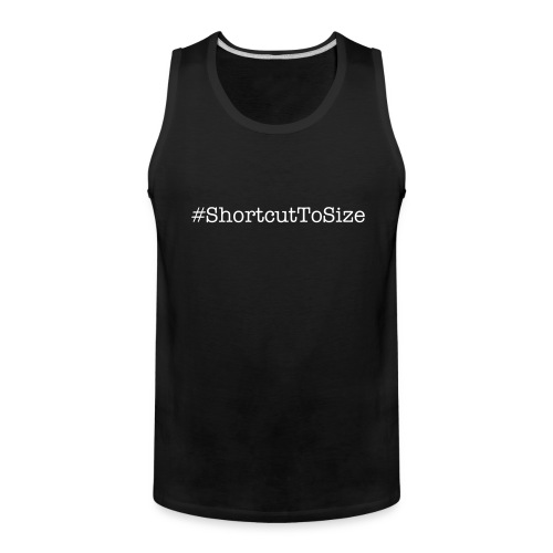 Men's Shortcut Tank Top - Men's Premium Tank