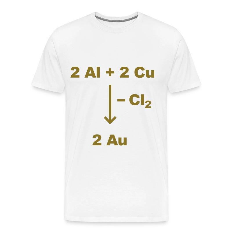 Alchemy gold t shirt spreadshirt for Alchemy design t shirts