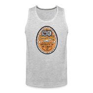 Sportswear ~ Men's Premium Tank ~ DWD Beer Label