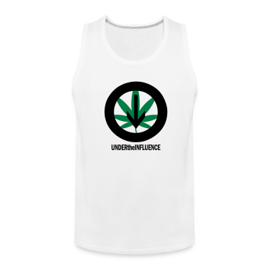 Under the Influence TWO COLOR VECTOR T-Shirts