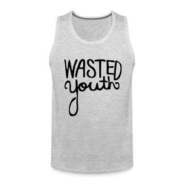 Wasted Youth T-Shirts