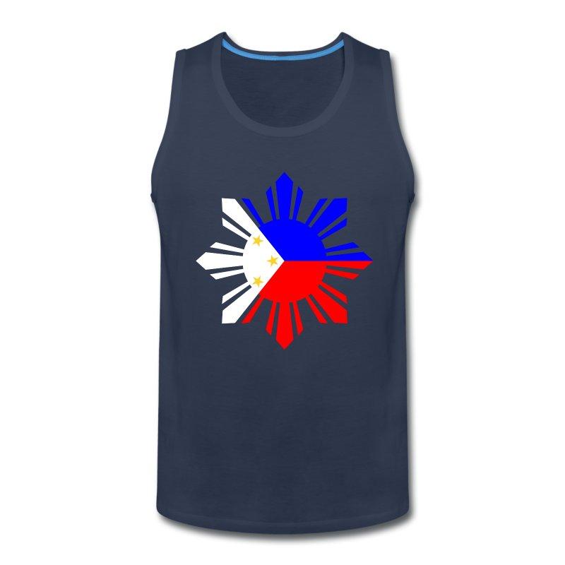 Philippines Flag Tank Top Spreadshirt