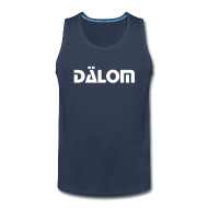Tank Tops ~ Men's Premium Tank Top ~ Dälom Men's Tank Top