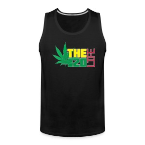 The 420 Life TankTop - Men's Premium Tank