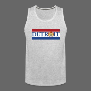 Detroit Netherlands Flag - Men's Premium Tank