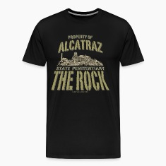 PROPERTY OF ALCATRAZ