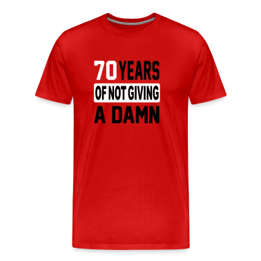 birthday_70 T-Shirts