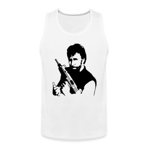 Chuck Norris Shirt - Men's Premium Tank