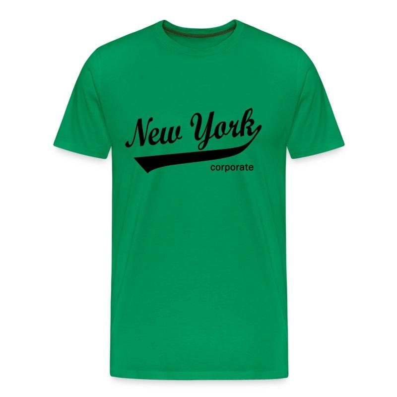 New york t shirt spreadshirt