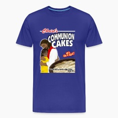 """Communion Cakes"" by GP Wear T-Shirts"