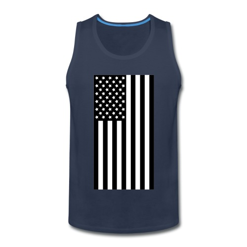 black flag - Men's Premium Tank