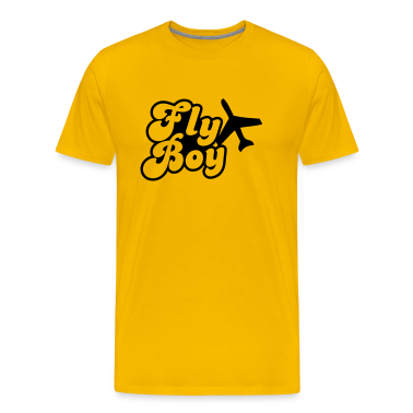 FLY BOY airline pilot captain officer flight T-Shirts