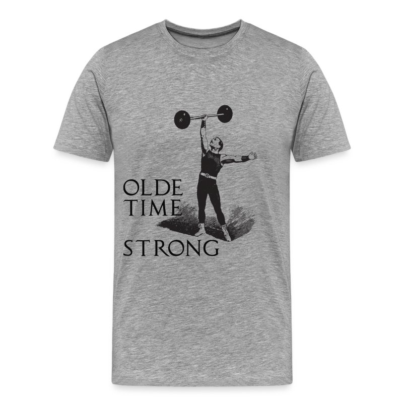 Crossfit Strong Old School Wod T Shirt Spreadshirt