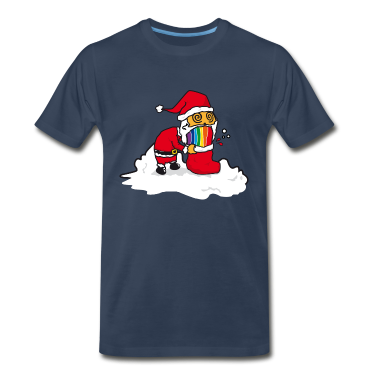 Christmas Cat T-Shirts
