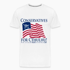 Conservatives for Cthulhu! (dark)