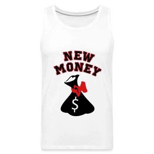 New Money - Men's Premium Tank