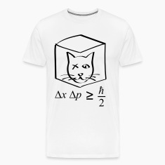 Schrodinger's Cat in the Box T-Shirts