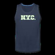 Sportswear ~ Men's Premium Tank ~ NEW YORK CITY