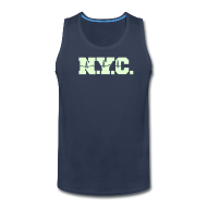 Sportswear ~ Men's Premium Tank ~ NEW YORK CITY